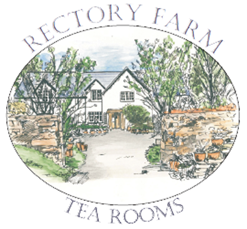 A Painting of the Rectory Farm Tearooms