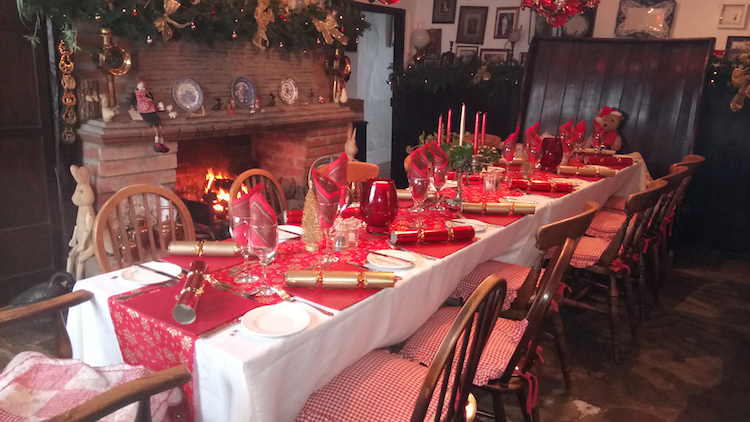 Christmas at The Rectory Farm Tearooms