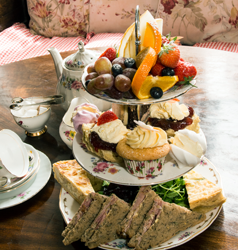 An Image of a Different High Tea Display